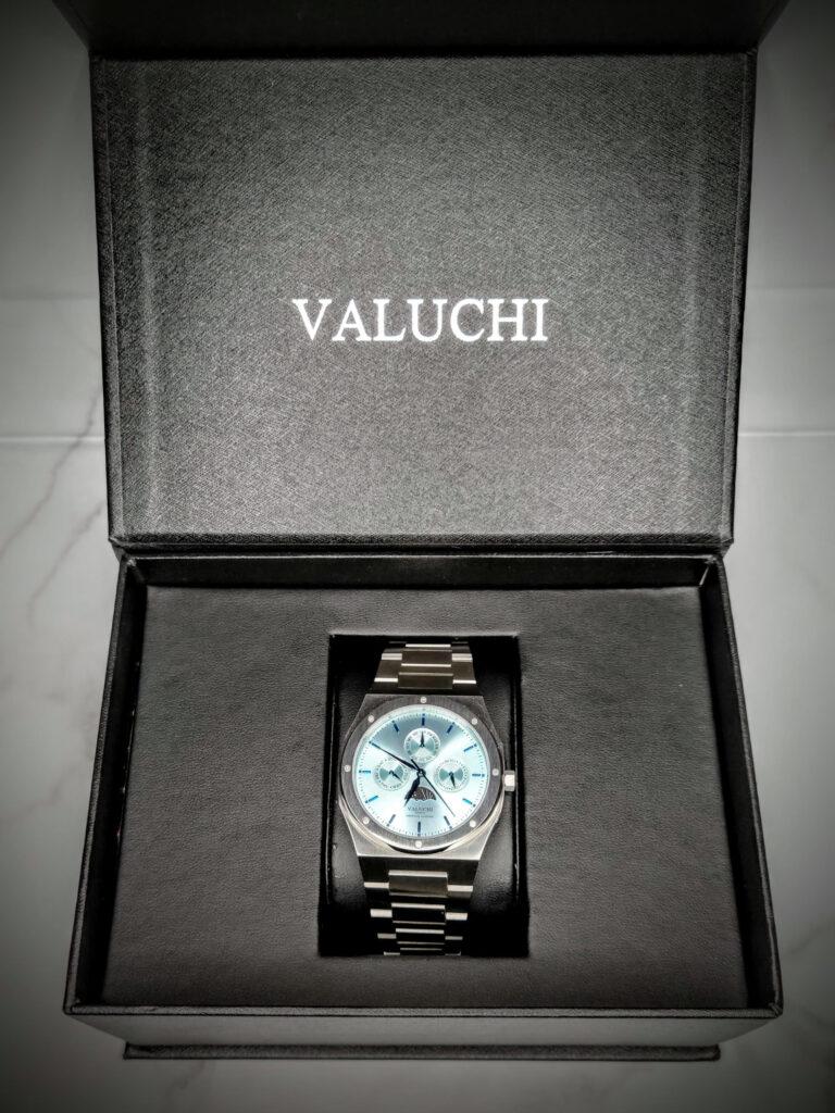 Valuchi Presntation Box